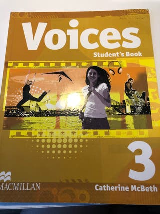 Libro ingles voices 3 students book