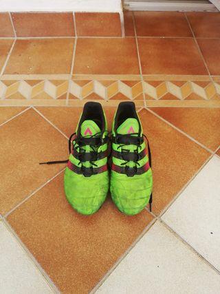Botas fútbol Adidas ACE 16.1 leather Talla 44 2/3