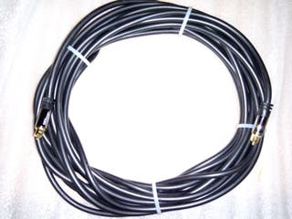 Cable audio óptico 10m profesional.