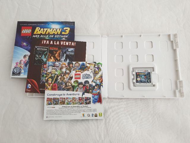 Lego Batman 3 Nintendo 3DS