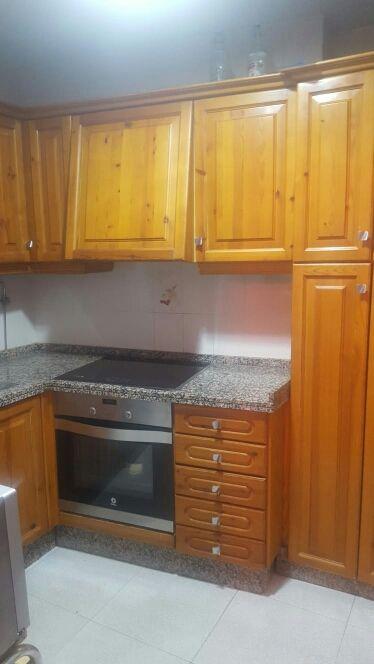 Oferta muebles de cocina sin electrodomésticos de segunda ...