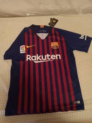 camiseta del FCB