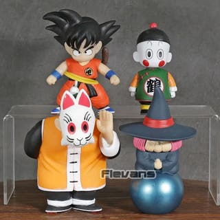Pack 4 figuras DRAGON BALL. NUEVO