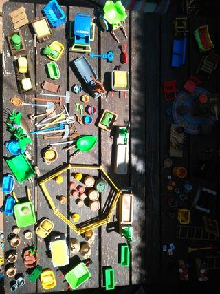 Lote playmobil