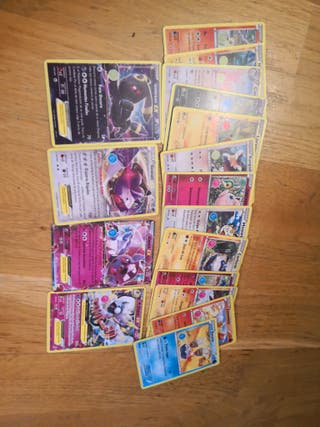 cartas Pokémon
