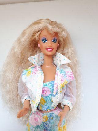 Barbie tenn talk