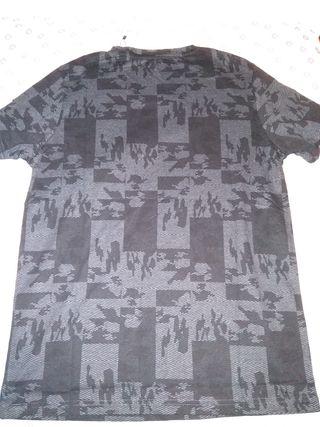 camiseta negra maraton