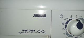 lavadora Zanussi 6kg