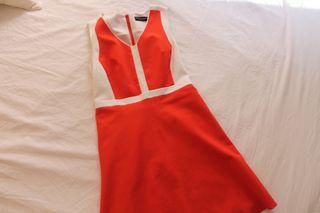 Vestido rojo Dorothy Perkins