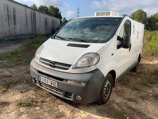 Opel Vivaro Frigorifico