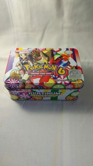 Caja Pokémon
