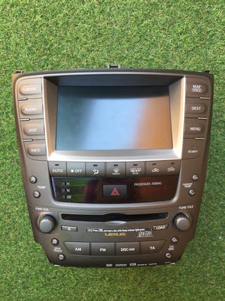 Radio Navegador Multimedia Lexus IS 220-250