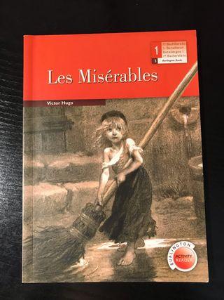 Libro de lectura en ingles Les misérables