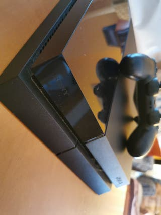 PS4 +mando