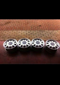 """Llantas Audi 15"""""""