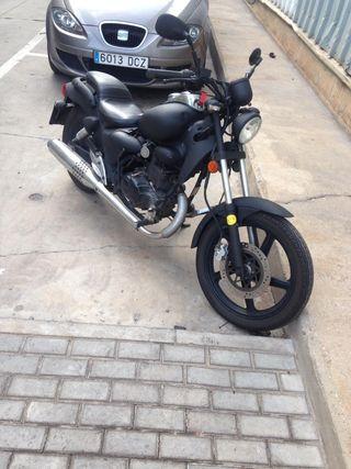 kymco zing 125cc año 2011