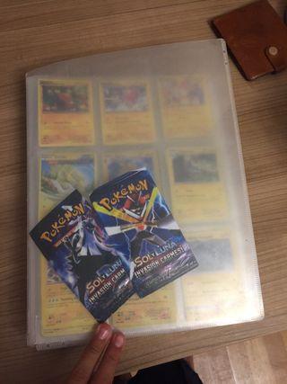 +580 cartas pokemon
