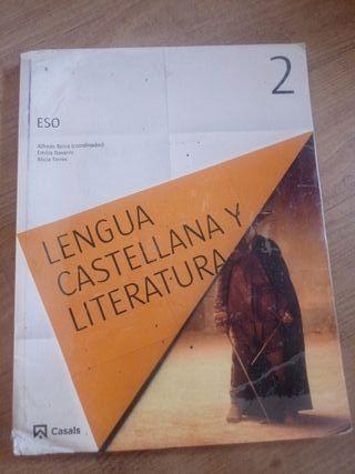 Lengua castellana y literatura 2ESO