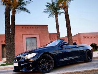 BMW Serie 4 F33 Cabrio M performance
