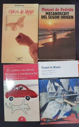 libros lectura