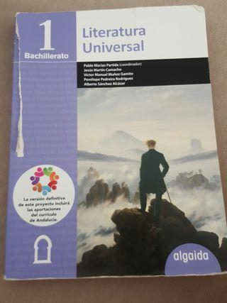Libro 1°Bach literatura universal