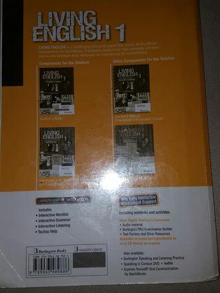 Libros 1°Bach inglés