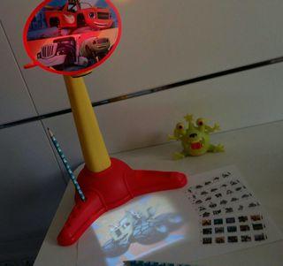 Proyector Monster Machine