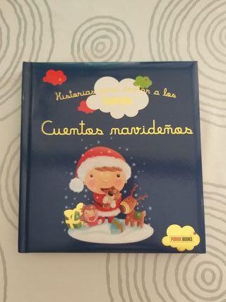 libro infantil CUENTOS NAVIDEÑOS