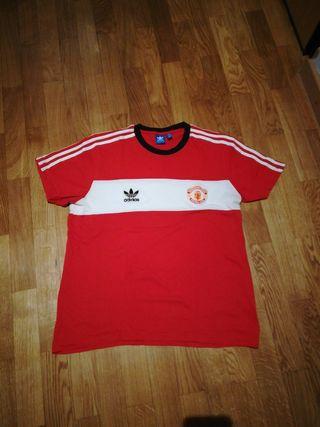 camiseta Manchester united.talla L Adidas.