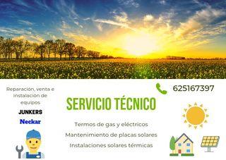 Servicio técnico.
