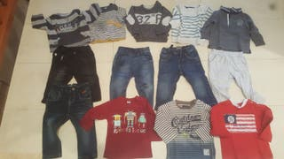 lote ropa 12 meses