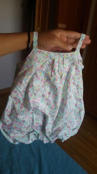 Vestido bebé 3/6 meses