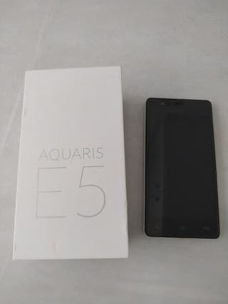 Movil BQ AQUARIUS E5