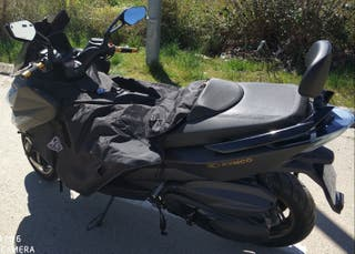 moto Kymco Xciting 400i