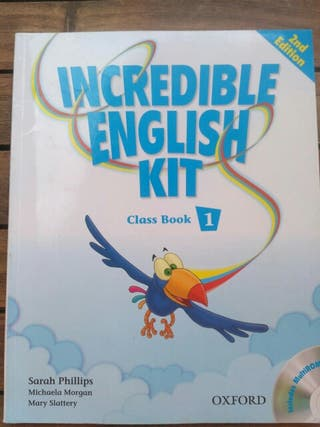 Incredible English Kit Class Book 1 - 1° primaria