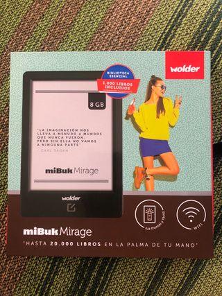 Libro electrónico Mibuk Mirage
