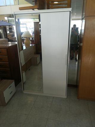 armario puertas corredera con espejo