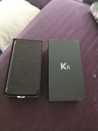 LG K11 libre nuevo sin uso