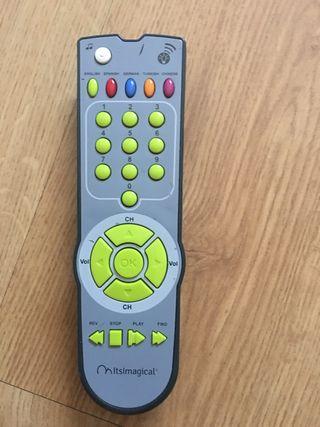 Mando a distancia tv juguete imaginarium