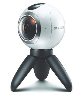 Samsung Gear 360 Full HD - Cámara Deportiva