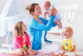 Se necesita cuidadora para bebé