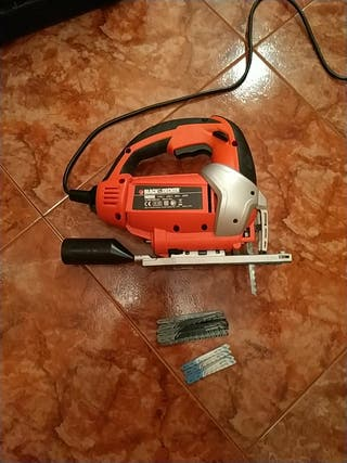Caladora Black&Decker KS900S