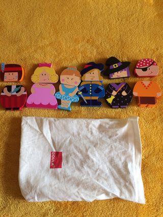 Muñecos de iman