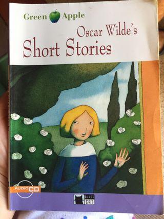 Libro de ingles: the short stories