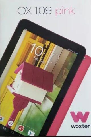 tablet woxter rosa 12pulgasas