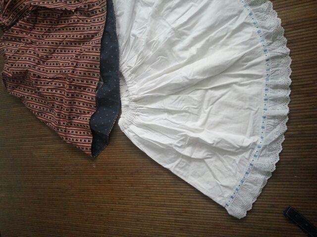 Vestido baturra niña. 5 -6 años