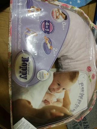 Cojín Lactancia Boppy Pillow Chicco