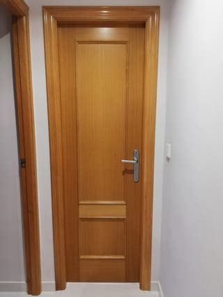 puertas de interior roble