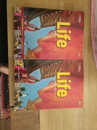 Libro Life Advanced. National Geographic