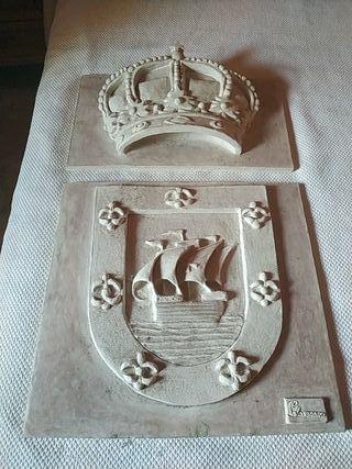 escudo pueblo Ampuero